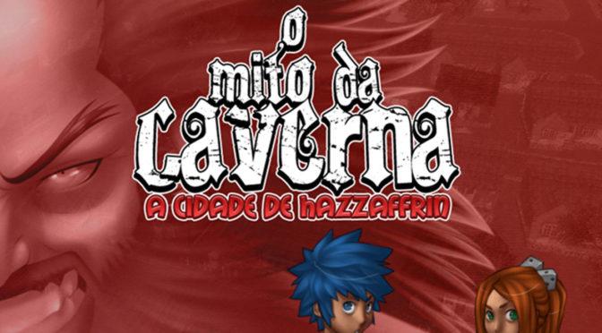 Mito da Caverna é um game educativo nacional com abordagem diferenciada
