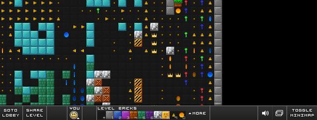 Webgame: Edite cenários de forma colaborativa em Everybody Edits