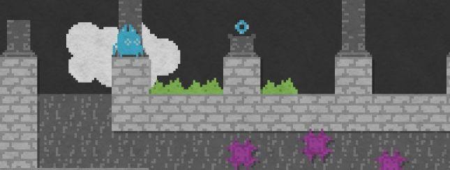 Escale uma torre no desafiador game independente Kruunu