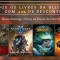 Títulos Blizzard com 40% de desconto na Bienal do Livro do RJ