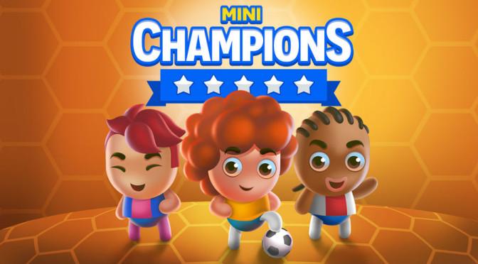 Mini Champions: mostre o craque que existe em você neste jogo
