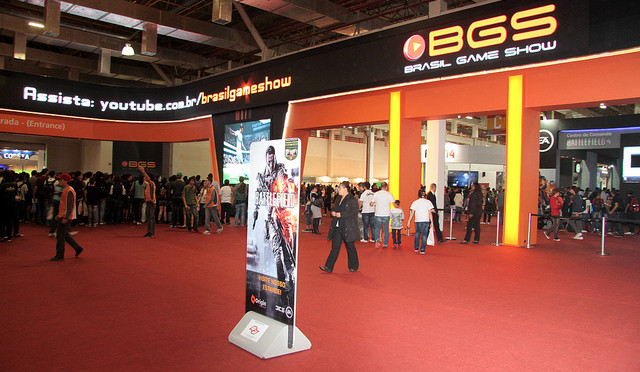 brasil game show 2014