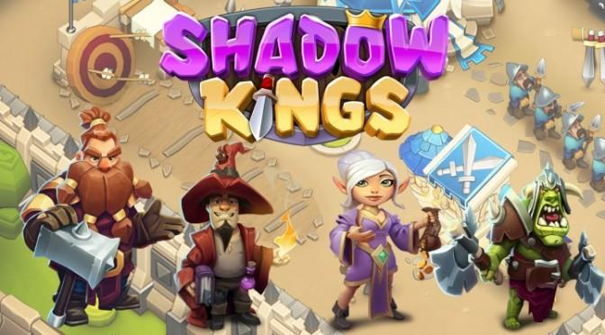 Shadow Kings: estúdio alemão Goodgame lança seu novo título mobile no Brasil