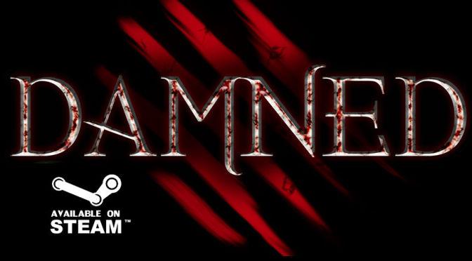 Damned: jogo de terror é lançado na Steam