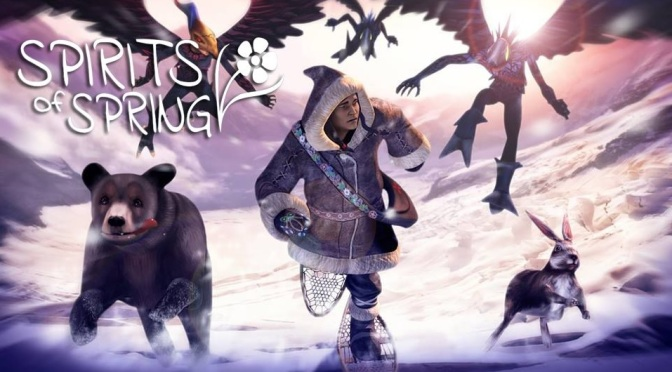Spirits of Spring: Minority Media lança game com mensagem anti-bullying