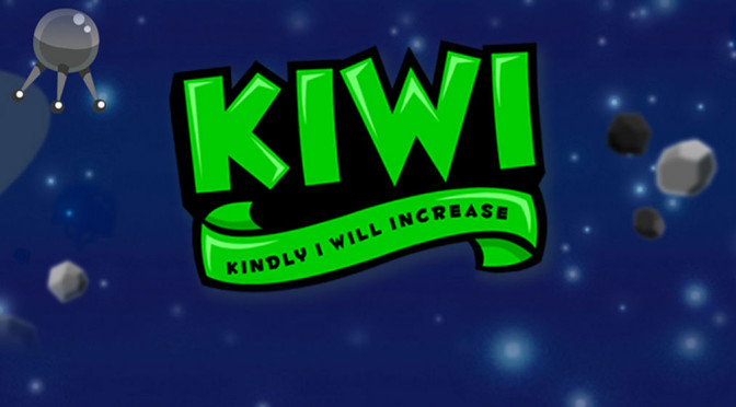 Kiwi – Kindly I Will Increase é o novo game do estúdio Yellow Shark