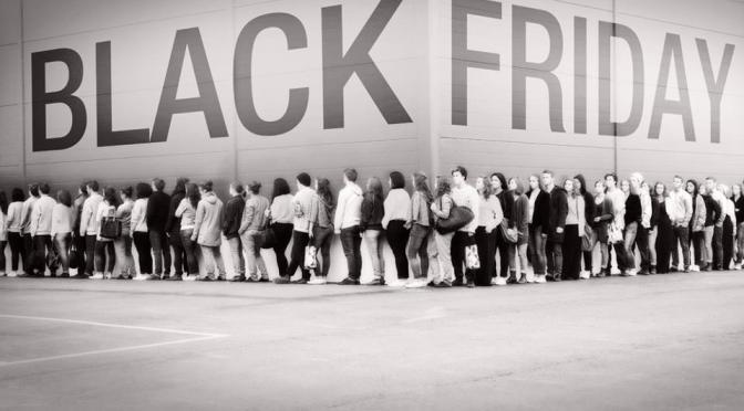 Black Friday no universo dos games