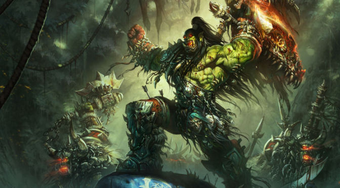 Editora Europa lança guia oficial de Warlords of Draenor