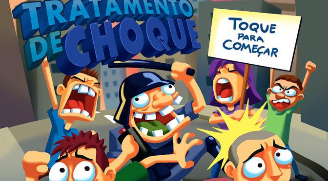 Tratamento de Choque: jogo indie relembra truculência nas manifestações de 2013