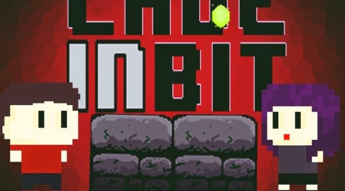 Cave in BIT: primeiro game da Tretta Games é jornada rumo à escuridão
