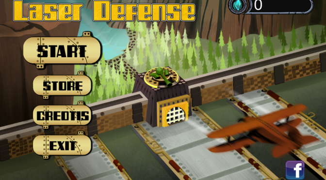 Laser Defense: game da Aura Games é dedicado para fãs de Tower Defense
