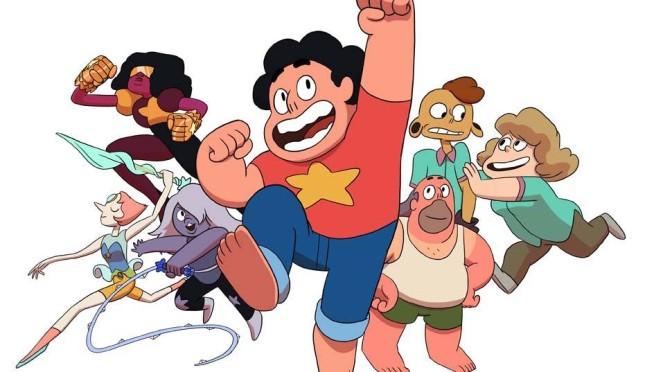 Steven Universo: entre para o time das Cristal Gems no game Ataque ao Prisma
