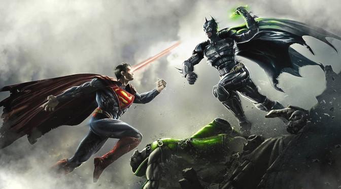 Super-heróis nos videogames