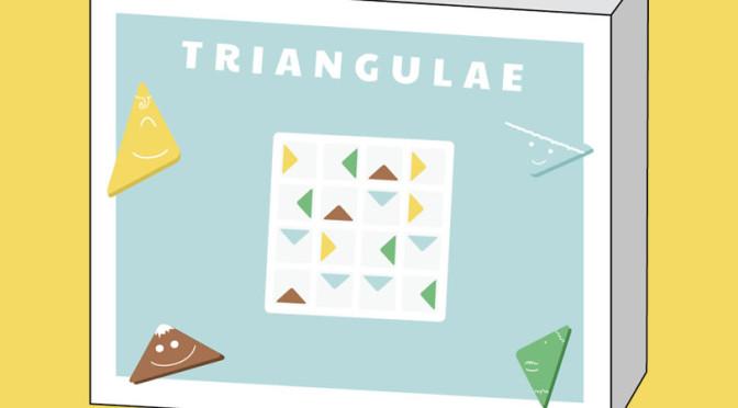 Triangulae: puzzle desafiador é lançado para iOS