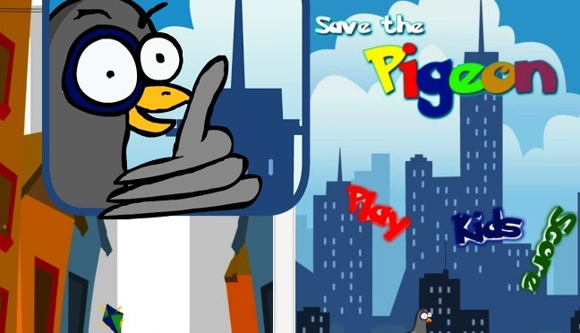 Brothers N Games lança Save the Pigeon para Android e iOS