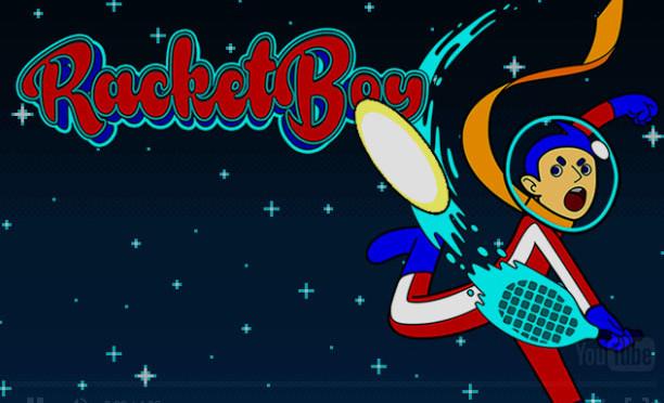 Conheça o shoot 'em up Racketboy do estúdio Double Dash
