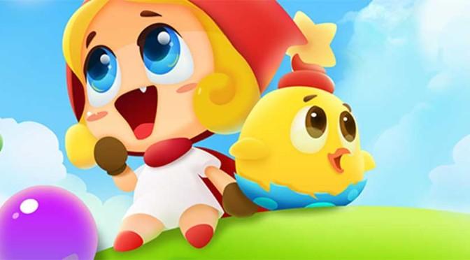 GameBau inicia operações no Brasil com o lançamento do jogo mobile Rainbow Pop