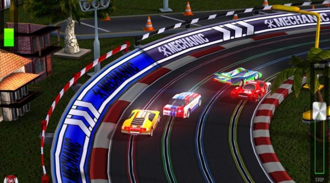 High Tech Racing chega ao PSVita
