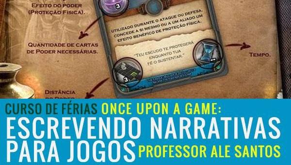Kinoene cria curso de narrativas para jogos