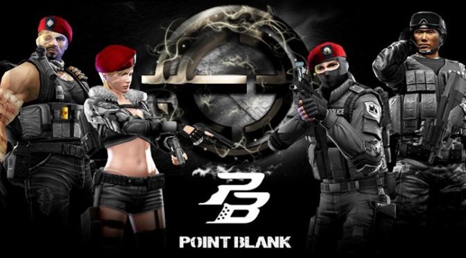 Point Blank Brasil recebe grande atualização