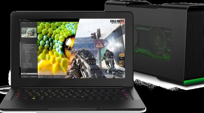 Blade Stealth é o ultrabook da razer para gamers