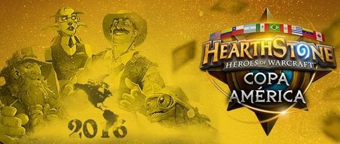 Copa América de Hearthstone distribuirá mais de R$ 100 mil em prêmios