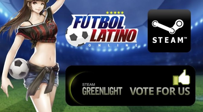 Futebol Latino Online está em votação na Steam