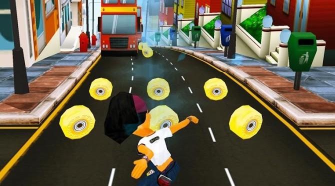 Street Skaters 3D está disponível para Android gratuitamente