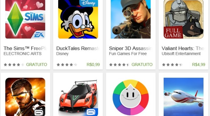 Google Play promove a semana de descontos #playgameweek