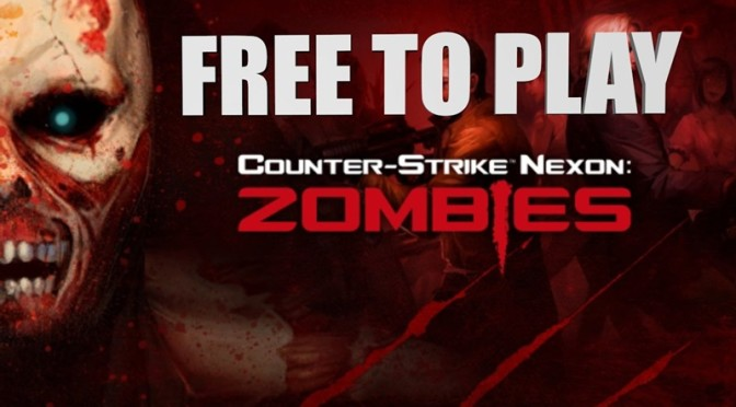 Heróis Zumbis emergem em Counter-Strike Nexon: Zombies