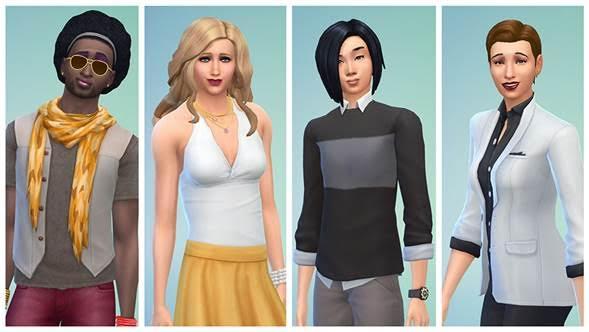 The Sims 4 expande as opções de personalização de sexo