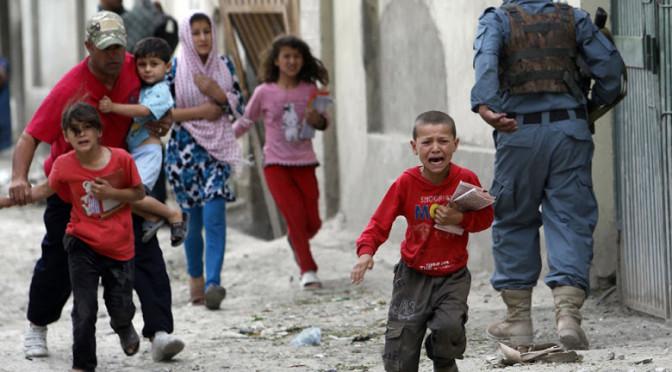 Conheça Help: The Game, um jogo que ajuda crianças vítimas de guerras