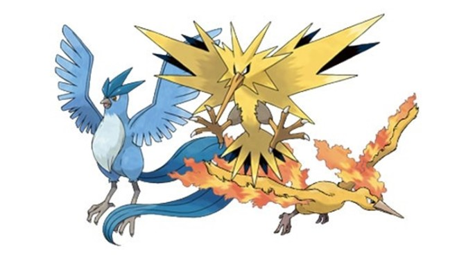 Infográfico imagina onde estariam os pokémons raros de Pokémon Go