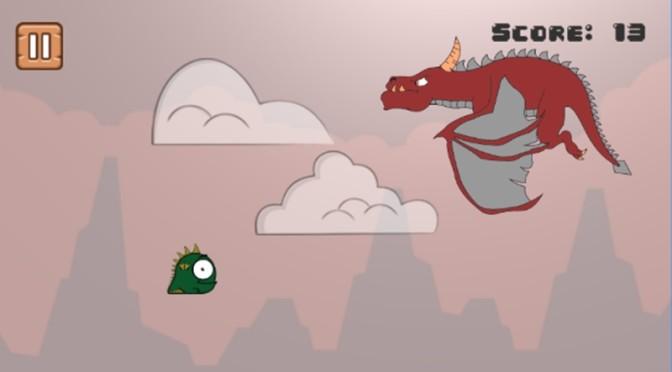 Paçoca Studios aposta em Tap Dragon para conquistar os jogadores