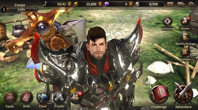 Heroes of Incredible Tales chega a 5 milhões de jogadores