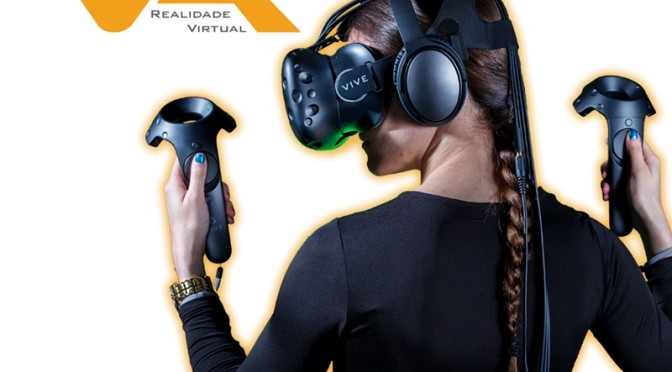 VR Gamer: arena itinerante de jogos de realidade virtual é inaugurada em Shopping de São Paulo
