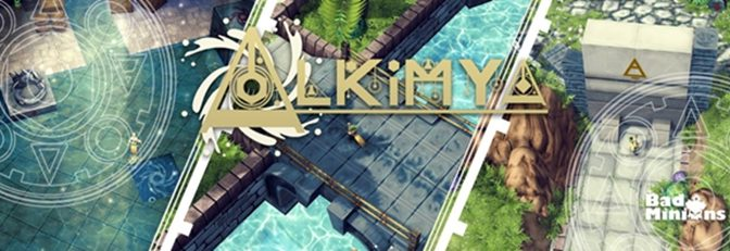 Conheça Alkimya, o empolgante game do estúdio indie Bad Minions