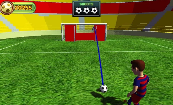Game indie Soccer Buddy atinge 1 milhão de downloads no Google Play