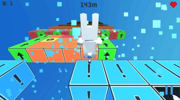 Always Jumping é o Infinite Runner 3D do estúdio indie Type Games