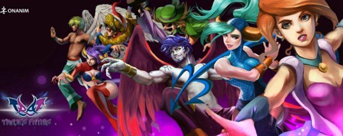 Trajes Fatais é o game de luta 2D do estúdio Onanim