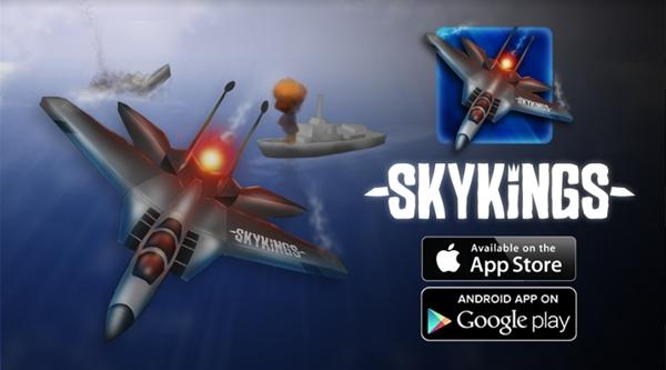 Skykings é prato cheio para quem esperava um shmup de respeito
