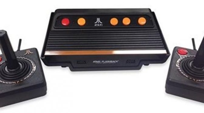 Atari Flashback 7 da Tectoy chega para agarrar os fãs de retro games