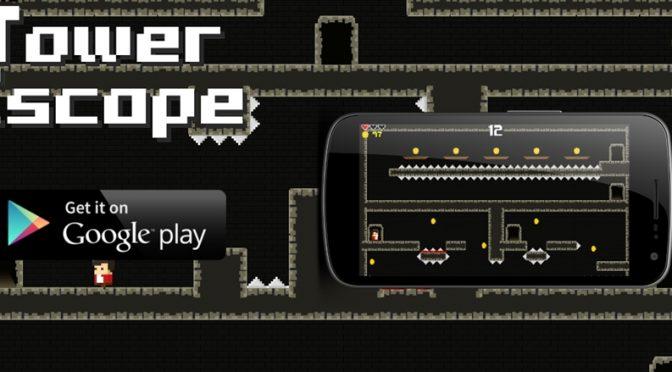 Conheça o game indie Tower Escape do Moraes Studio