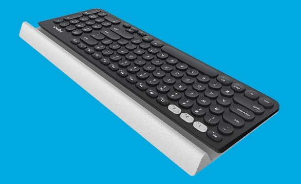O teclado K780 Multi-Device Wireless