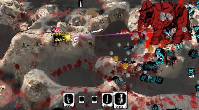 Battle Bruise – Acabe com os zumbis neste jogo indie repleto de ação