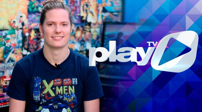 Programa Game Over estreia no canal PlayTV com muito conteúdo de games e e-Sports