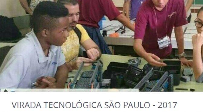 PUC-SP é a casa da Virada Tecnológica 2017 em julho