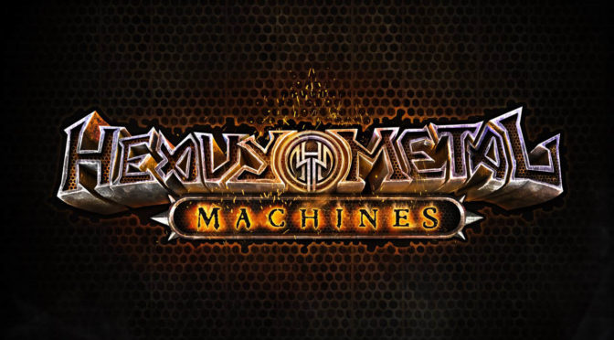 Hoplon anuncia data do lançamento oficial de Heavy Metal Machines e lança novo trailer