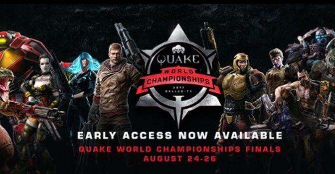 Quake Champions expande presença nos eSports em 2017 com torneios nos EUA e na Suécia