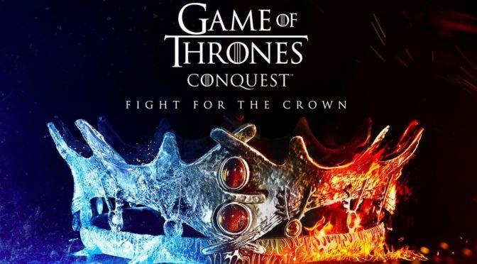 Game of Thrones: Conquest – domine os sete reinos de Westeros e o trono de ferro neste jogo mobile